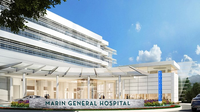 Marin general hospital - Philips alliance
