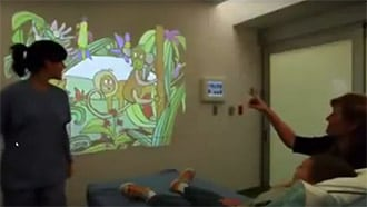 Designing Ambient Experience for Florida Hospital for Children