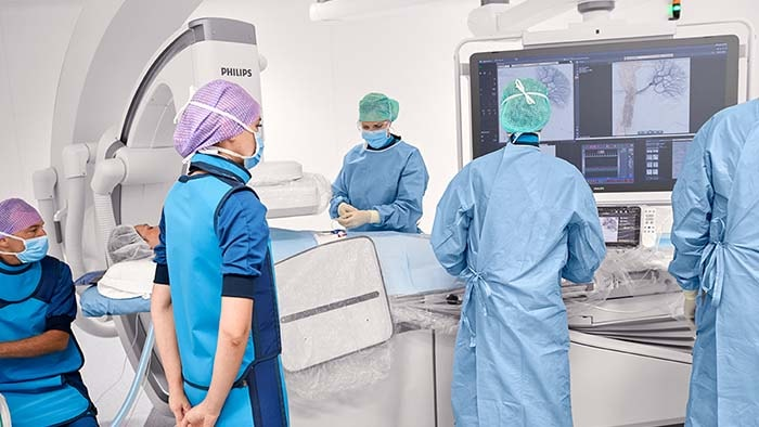 Enhance confidence and efficiency of TACE procedures