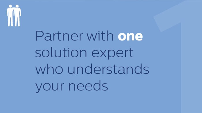partner with one expert