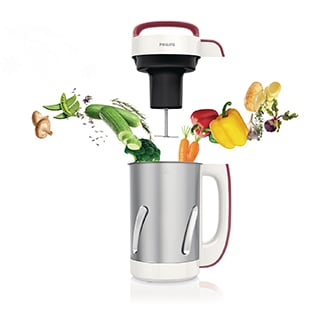 soupmaker for compotes smoothies soups philips. Black Bedroom Furniture Sets. Home Design Ideas