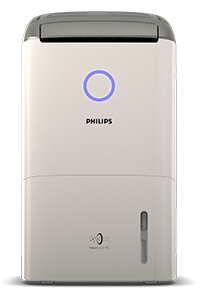 Dehumidifier and purifier