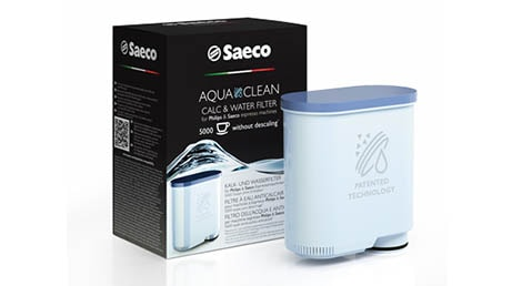 Saeco introduces the patented AquaClean Filter and celebrates its 30th anniversary in 2015