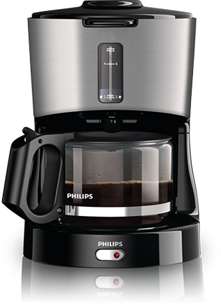Drip filter coffee machines Philips