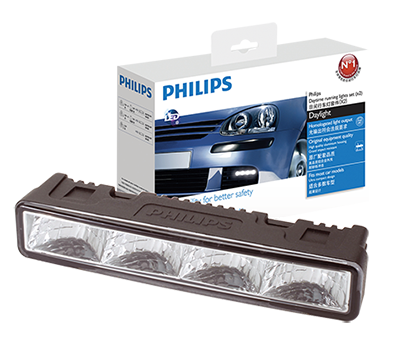 LED Daytime Running Lights | Philips Automotive Lighting
