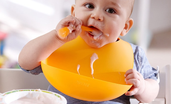 Baby and toddler recipes