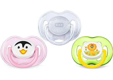 Range of Pacifiers Philips Avent