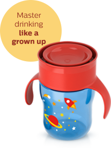 Philips Avent Spoutless cups 9 months 12 months
