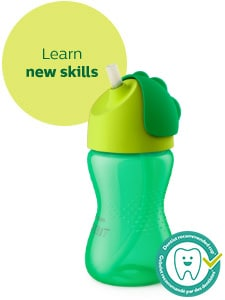 Philips avent straw sippy cups 9 months 12 months