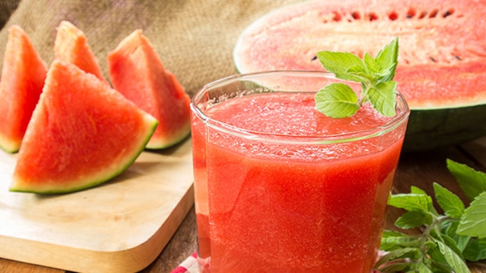 Watermelon Fresca Recipe