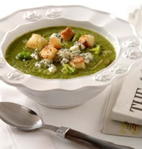 Broccoli And Stilton Soup